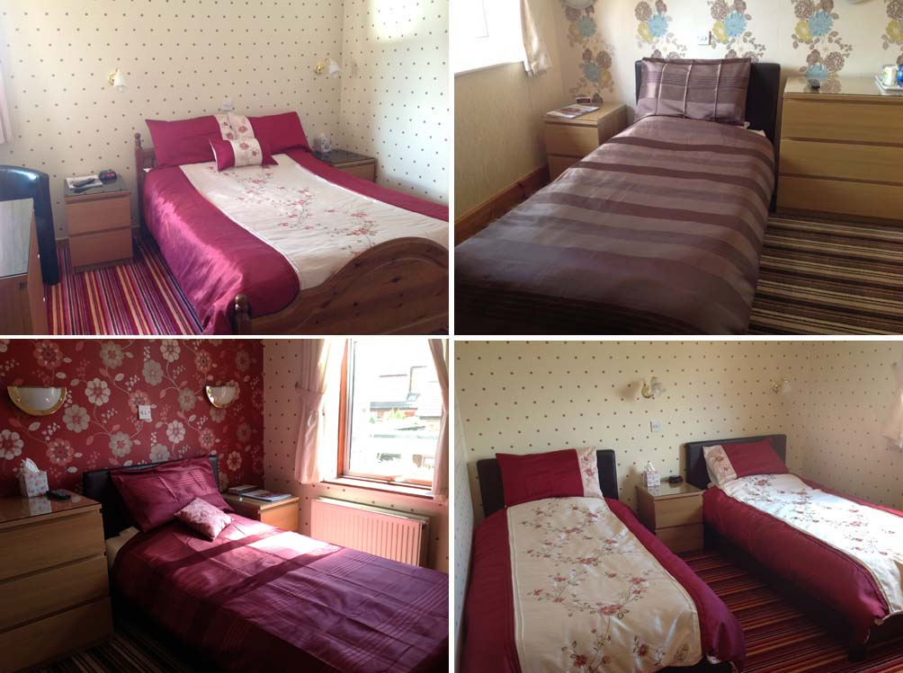 whitehouse guest house stirling accommodation and rooms scotland